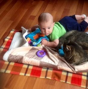 Gus & Cuddles